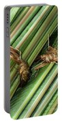 Banana Leaves Portable Battery Charger