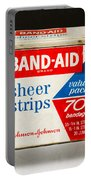 Band-aid Box Portable Battery Charger