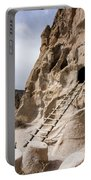 Bandelier Caveate - Bandelier National Monument New Mexico Portable Battery Charger