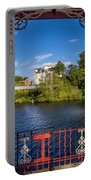Bandstand View Portable Battery Charger