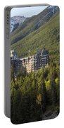 Banff Fairmont Springs Hotel Portable Battery Charger