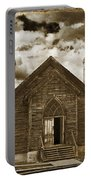Bannack Church Portable Battery Charger