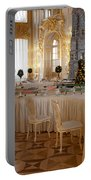 Banquet Room Summer Palace St Petersburg Russia Portable Battery Charger