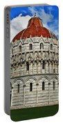 Baptistery Of St. John  Portable Battery Charger