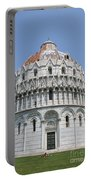 Baptistery Pisa Portable Battery Charger