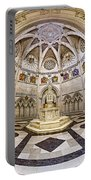 Baptistry At Saint John The Divine Cathedral Portable Battery Charger