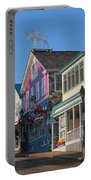 Bar Harbor Downtown  Portable Battery Charger
