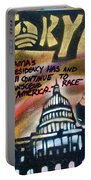 Barack And Russell Simmons Portable Battery Charger