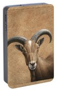 Barbary Ram Portable Battery Charger