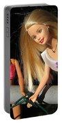 Barbie Escapes Portable Battery Charger