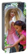 Barbie's Climbing Trees Portable Battery Charger