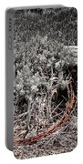 Barbwire Wreath 1 Portable Battery Charger
