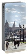 Barcelona - Urban Scene Portable Battery Charger