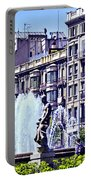 Barcelona Fountain Portable Battery Charger