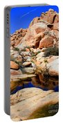Barker Dam Big Horn Dam By Diana Sainz Portable Battery Charger