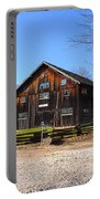 Barn At Billie Creek Village Portable Battery Charger