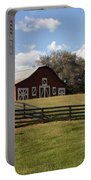 Barn At Yonah Mountain Winery 001 Portable Battery Charger