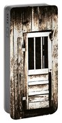 Barn Door Portable Battery Charger