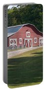Barn At Yonah Mountain 002 Portable Battery Charger