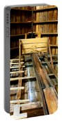 Barn Rafters 2 Portable Battery Charger