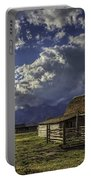 Barn With A View Portable Battery Charger