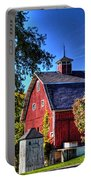Barn With Out-sheds Brunner Family Farm Portable Battery Charger