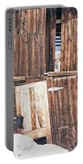 Barn Wood Portable Battery Charger