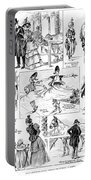 Barnum And Bailey, 1898 Portable Battery Charger
