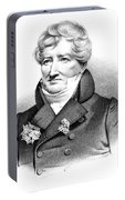 Baron Georges Cuvier (1769-1832) Portable Battery Charger