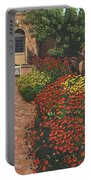 Barrington Court Gardens Somerset Portable Battery Charger