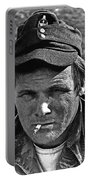 Barry Sadler The Green Berets Homage 1968 Tucson Arizona 1971-2008 Portable Battery Charger