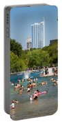Barton Springs Pool Portable Battery Charger