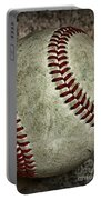 Baseball - A Retired Ball Portable Battery Charger