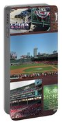 Baseball Collage Portable Battery Charger