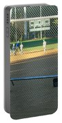 Baseball Practice Portable Battery Charger
