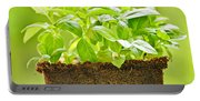Basil Portable Battery Charger