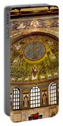 Basilica Di Sant'apollinare Nuovo - Ravenna Italy Portable Battery Charger