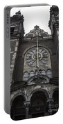 Basilica Of St Nicholas II Amsterdam Portable Battery Charger