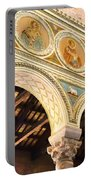 Basilica - Ravenna Italy Portable Battery Charger by Jon Berghoff