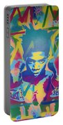 Basquiat Portable Battery Charger