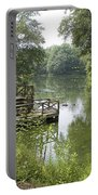 Bass Pond Biltmore Estate Portable Battery Charger
