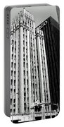 Bassett Tower By Henry C Trost Portable Battery Charger
