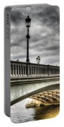 Battersea Bridge London Portable Battery Charger
