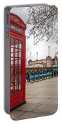Battersea Phone Box Portable Battery Charger