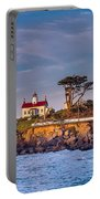 Battery Point Lighthouse Morning Portable Battery Charger