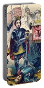 Battle Of Bosworth, Henry Vii Crowning Portable Battery Charger