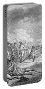 Battle Of Lexington, April 19th 1775, From Recueil Destampes By Nicholas Ponce, Engraved Portable Battery Charger