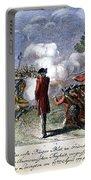 Battle Of Lexington Portable Battery Charger