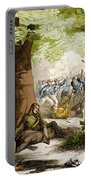 Battle Of Oriskany, 1777 Portable Battery Charger