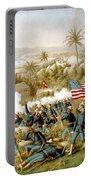 Battle Of Qusimas Portable Battery Charger